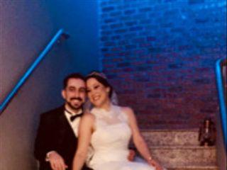 O casamento de Cristina e Guilherme 1