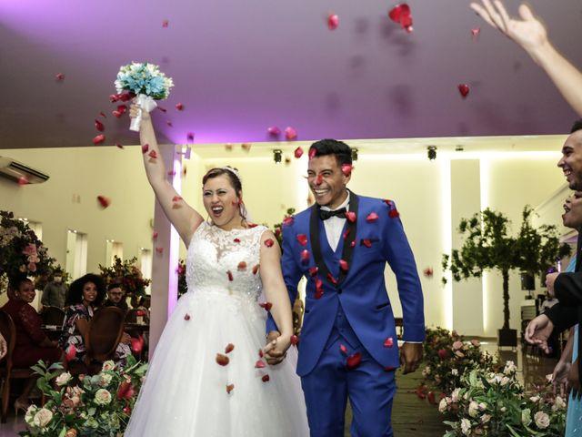 O casamento de Sarah e Rafael