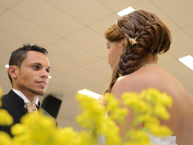 O casamento de Joice e Lucas