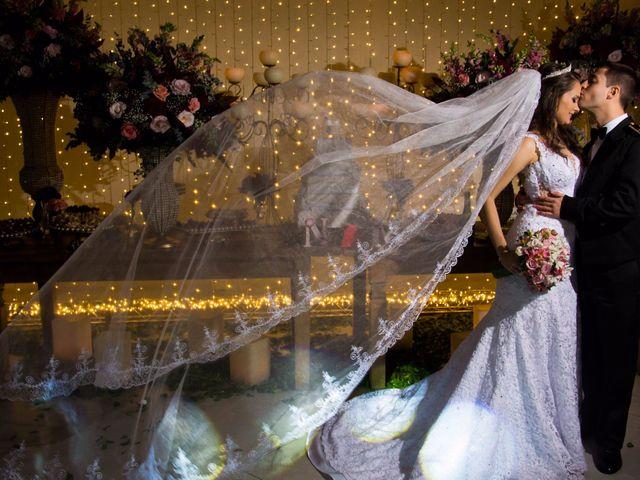 O casamento de Nayara e Marcelo
