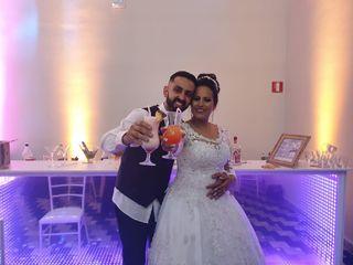 O casamento de Vanessa e Antônio