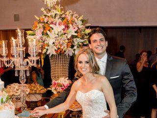 O casamento de Priscila e Raphael