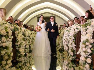 O casamento de Paloma e Wesley 1