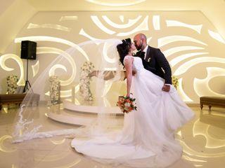 O casamento de Paloma e Wesley