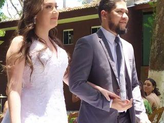 O casamento de Sarah  e Gustavo  2
