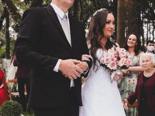 O casamento de Sarah  e Gustavo  3