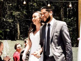 O casamento de Sarah  e Gustavo