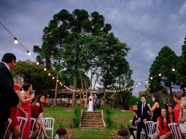 O casamento de Genizis e Luciane em Curitiba, Paraná 11