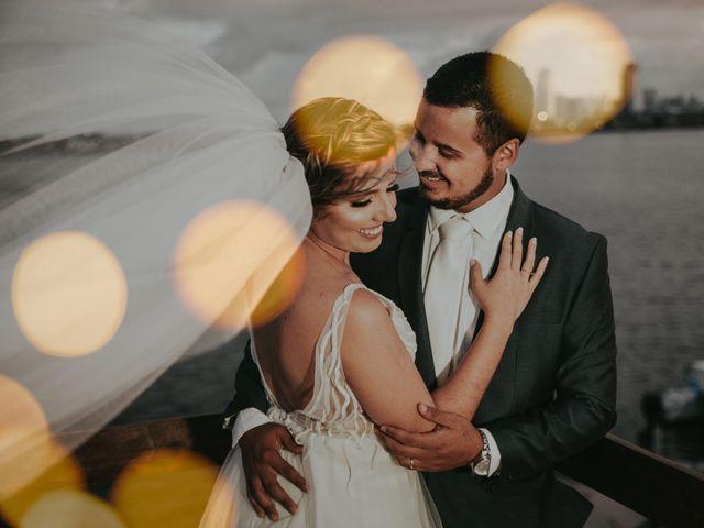 O casamento de Juliana e Renan