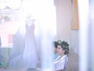 O casamento de Graziele e Ricardo 1