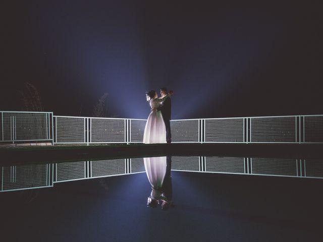 O casamento de Fernanda e Polako