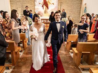 O casamento de Beatriz e Vitor