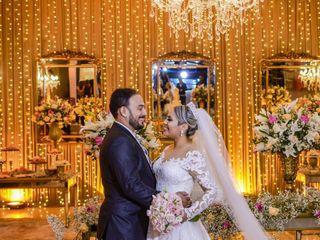 O casamento de Juliete e Victor