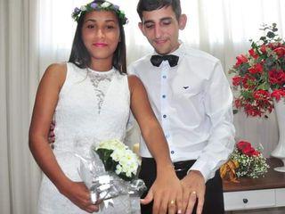 O casamento de Vanessa e Bruno 1