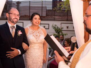 O casamento de Wênya e João Paulo