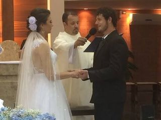 O casamento de Cristiano e Pamella 2