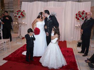 O casamento de Cinthya e Cláudio 1