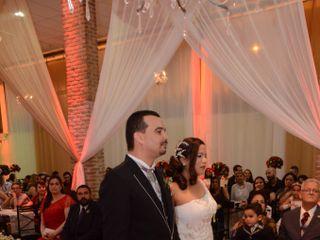 O casamento de Cinthya e Cláudio 2