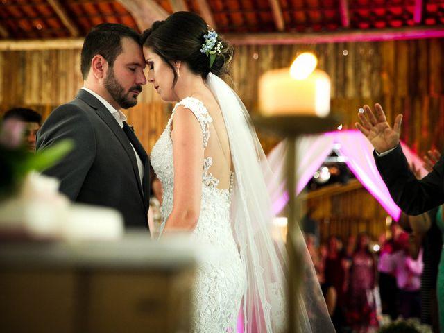 O casamento de Cristiane e Maiquel