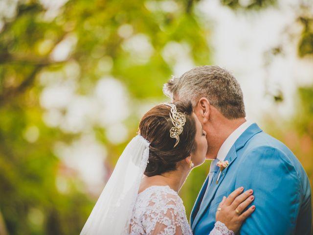O casamento de Roberta e Siqueira