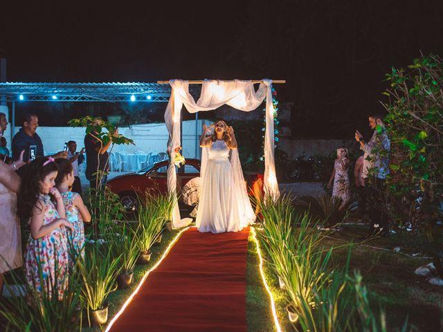 O casamento de João e Barbara em Santa Cruz da Serra, Rio de Janeiro 14