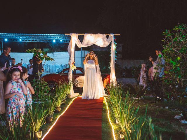 O casamento de João e Barbara em Santa Cruz da Serra, Rio de Janeiro 15