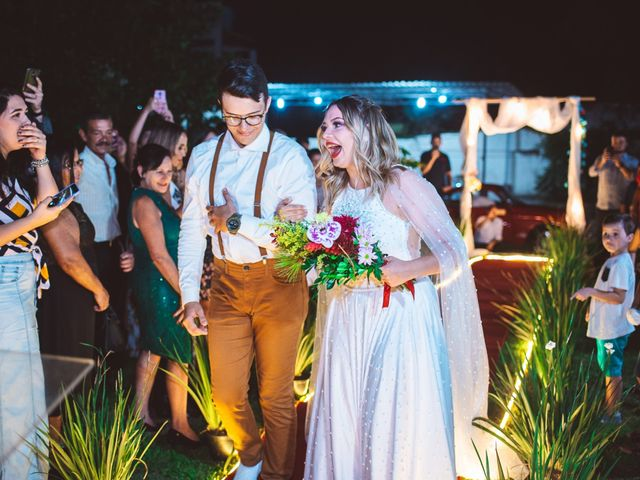O casamento de João e Barbara em Santa Cruz da Serra, Rio de Janeiro 19