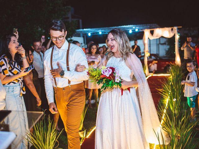 O casamento de João e Barbara em Santa Cruz da Serra, Rio de Janeiro 20