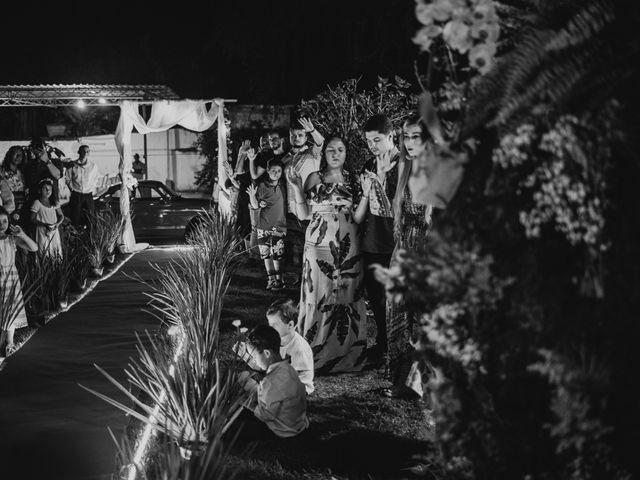 O casamento de João e Barbara em Santa Cruz da Serra, Rio de Janeiro 25