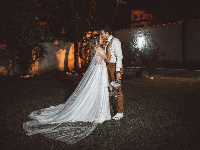 O casamento de João e Barbara em Santa Cruz da Serra, Rio de Janeiro 47