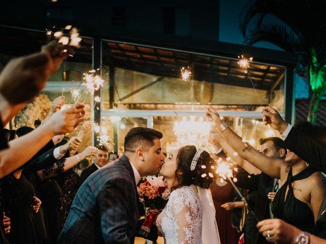 O casamento de Bia e Pablo