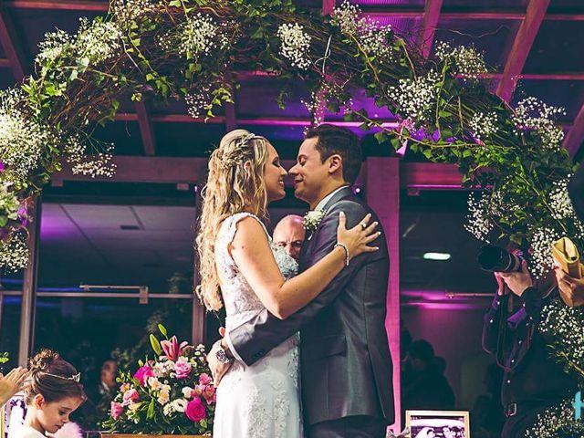 O casamento de Camila e Victor