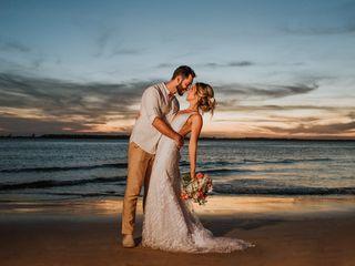 O casamento de Fernanda e Julian