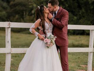 O casamento de Juliano e Thays