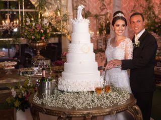 O casamento de Kimênia e Marcelo