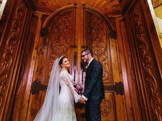 O casamento de Heloisa e Jonathan 1