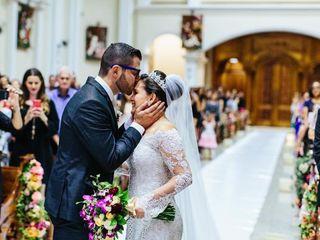 O casamento de Heloisa e Jonathan