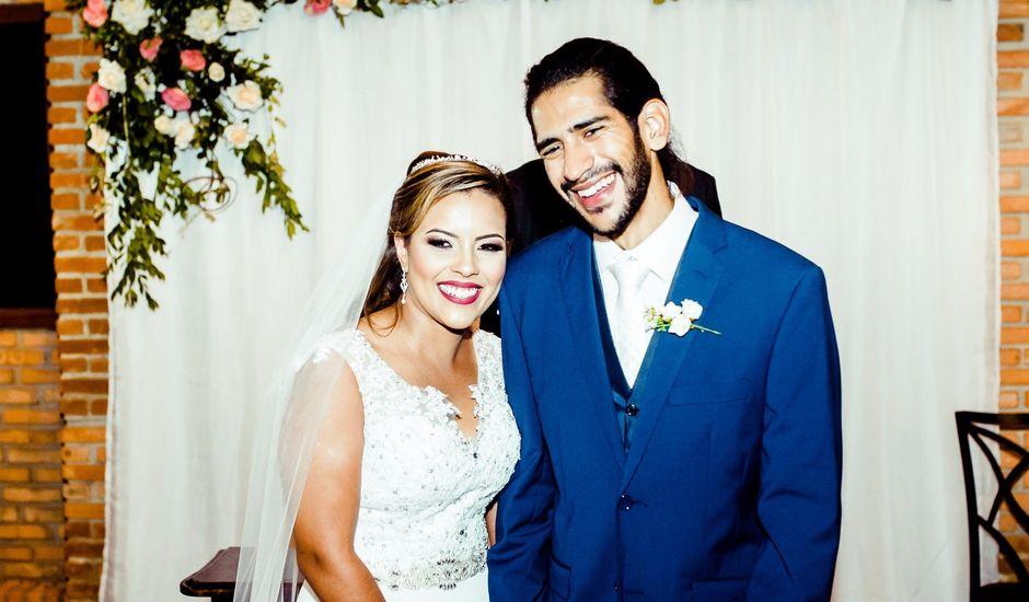 O casamento de Aíra e Gustavo em Chácara, Minas Gerais