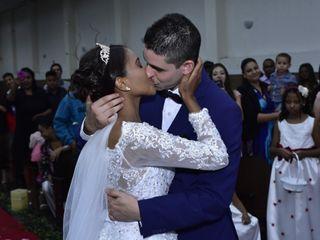 O casamento de Renata  e Mauricio