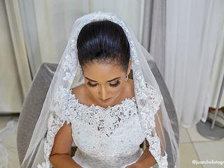 O casamento de Carla e Cristiano