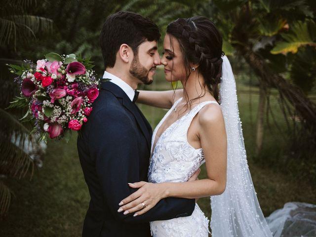 O casamento de JADE e YURI