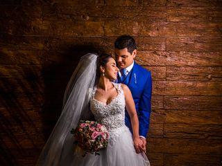 O casamento de Isadora e Fernando