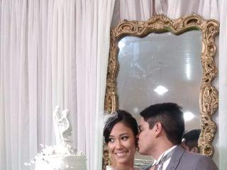 O casamento de Stephanny e Hítallo