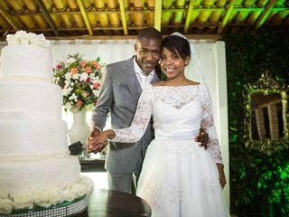 O casamento de Suéllen e Herbert