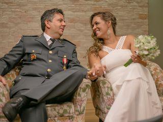O casamento de Neula e Roberto