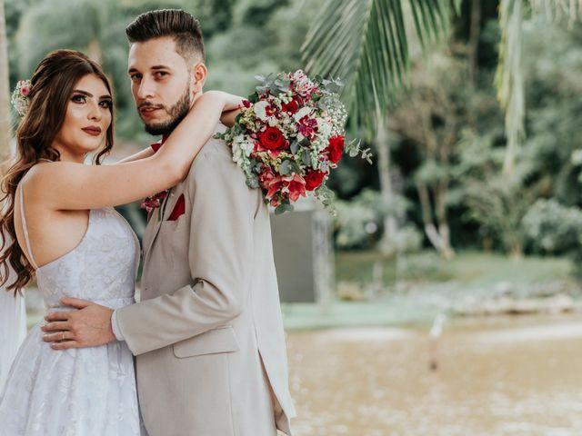 O casamento de Jessica e Adriano
