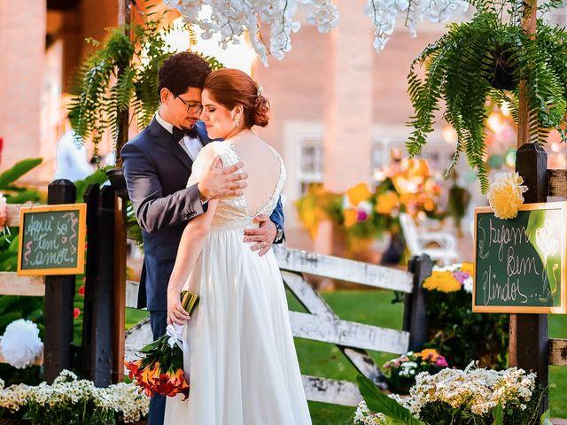 O casamento de Amanda e Marcos