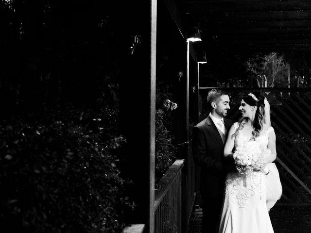 O casamento de Jessica e Gustavo