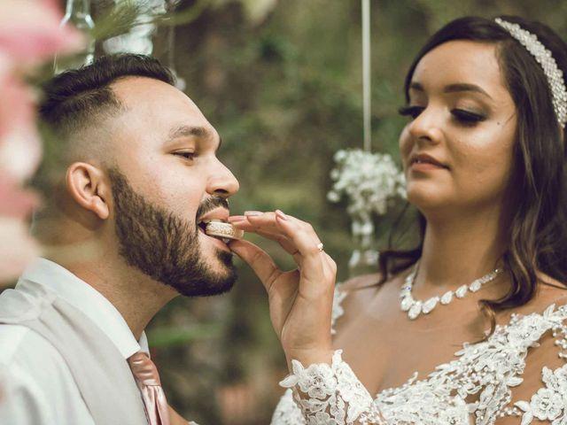 O casamento de Sabrina e Danilo