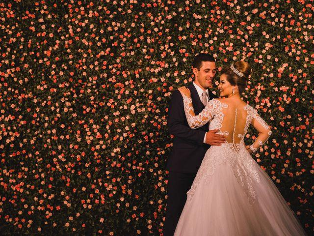 O casamento de Thainara e Airton